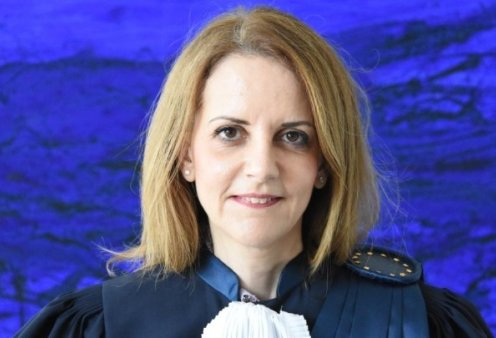 Top woman η Μαριαλένα Τσίρλη: Η πρώτη Ελληνίδα Γενική Γραμματέας του Ευρωπαϊκού Δικαστηρίου των Δικαιωμάτων του Ανθρώπου (Φωτό & Βίντεο)  - Κυρίως Φωτογραφία - Gallery - Video