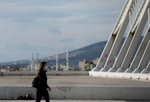 "Good news - ECDC:  Μοναδική ευρωπαϊκή χώρα με ""πράσινες"" περιοχές η Ελλάδα - Αισθητή η βελτίωση των επιδημιολογικών δεδομένων - Κυρίως Φωτογραφία - Gallery - Video"