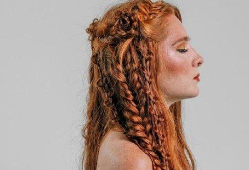 Οι εντυπωσιακές κοτσίδες του Alejandro Lopez - Μαλλιά -έργα τέχνης από τον διάσημο Hair stylist (φώτο- βίντεο) - Κυρίως Φωτογραφία - Gallery - Video