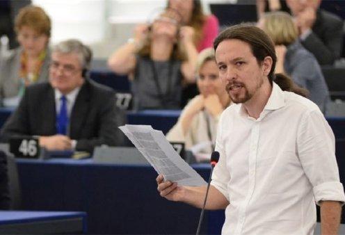 """Με αλογοουρά ή χωρίς; - Ο Ιγκλέσιας των Podemos έγινε πιο συντηρητικός & έκοψε τα μαλλιά & το """"σήμα κατατεθέν"""" του (φώτο- βίντεο) - Κυρίως Φωτογραφία - Gallery - Video"""