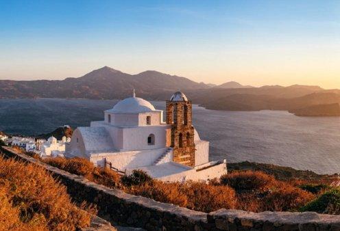 Good News: Η Μήλος & η πρωτεύουσα της Πλάκα το πιο ωραίο νησί του κόσμου - Πρωταγωνίστρια στα διεθνή μέσα (φώτο) - Κυρίως Φωτογραφία - Gallery - Video