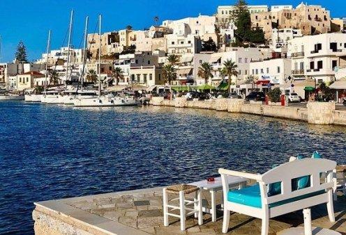 Η Daily Telegraph «υμνεί» τη Νάξο: Top προορισμός για τους Βρετανούς το νησί όπου ο θεός Διόνυσος ερωτεύτηκε την Αριάδνη - Κυρίως Φωτογραφία - Gallery - Video
