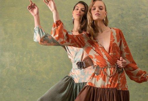 Nidodileda: Το made in Greece brand με την boho και vintage αισθητική - Απίθανα ρούχα για γυναίκες με στυλ (φωτό)  - Κυρίως Φωτογραφία - Gallery - Video