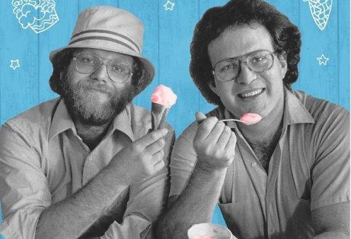 Είμαστε οι Ben & Jerry - Άνθρωποι του παγωτού - Εβραίοι με ηθικές αρχές  - Οι ιδρυτές της εταιρείας εξηγούν γιατί στηρίζουν την απόφαση να αποσυρθούν τα παγωτά από το Ισραήλ (φώτο)  - Κυρίως Φωτογραφία - Gallery - Video