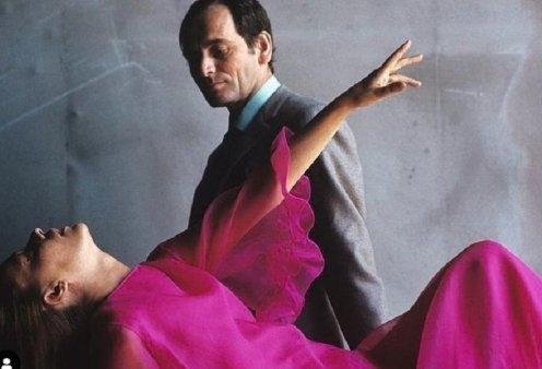 Jeanne Moreau & Pierre Cardin: Ένας μεγάλος έρωτας σε εικόνες - Ο σχεδιαστής δεν αγαπούσε τις γυναίκες αλλά λάτρεψε την Γαλλίδα ηθοποιό  - Κυρίως Φωτογραφία - Gallery - Video