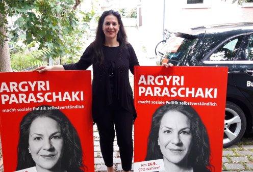 Αργυρή Παρασχάκη: Ελληνίδα μετανάστρια στη Γερμανία κατεβαίνει υποψήφια Βουλευτής (φωτό) - Κυρίως Φωτογραφία - Gallery - Video