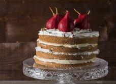 Ο Άκης Πετρετζίκης δημιουργεί: Απίθανο κέικ κόκκινου κρασιού και μας ξετρελαίνει  - Κυρίως Φωτογραφία - Gallery - Video