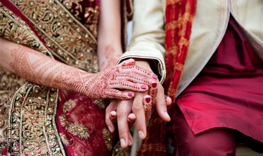 Πρωτοφανές περιστατικό: Απελπισμένη νύφη, παντρεύτηκε καλεσμένο στον γάμο της αντί για τον γαμπρό! - Κυρίως Φωτογραφία - Gallery - Video