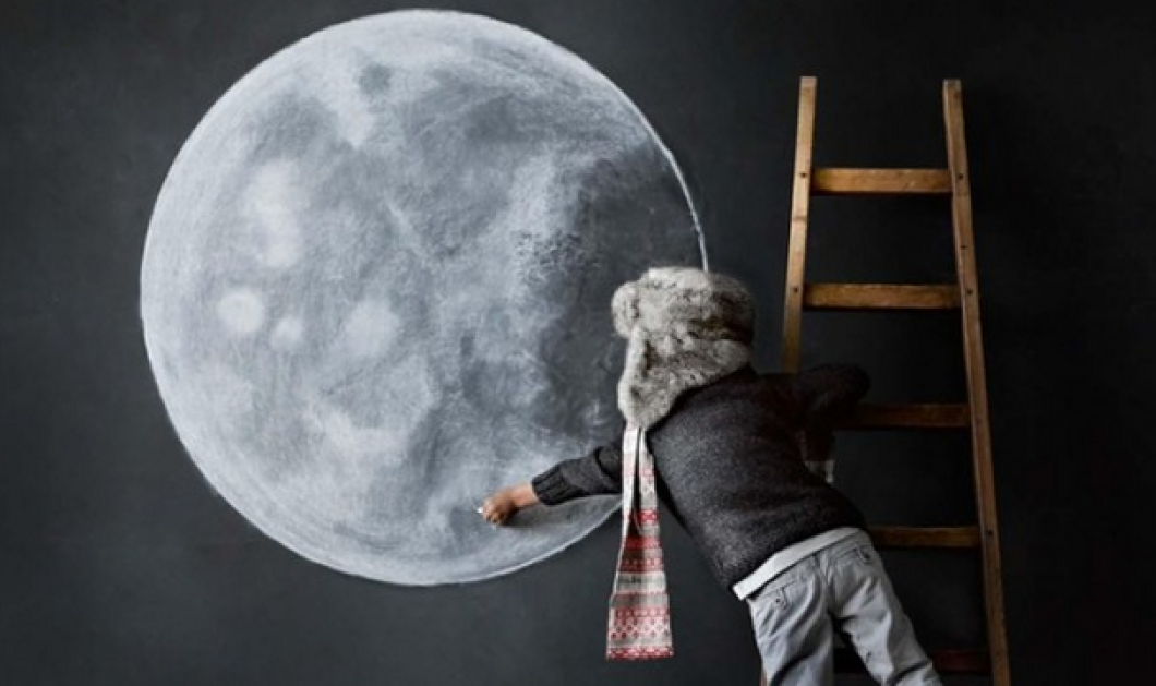 Ανανεώστε τον χώρο σας: 10 μοναδικά tips διακόσμησης με μαυροπίνακα! - Κυρίως Φωτογραφία - Gallery - Video