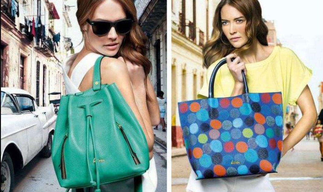 Ιδού οι πιο μοδάτες τσάντες που θα κρατήσετε φέτος το Καλοκαίρι! Μία και μία! (slideshow) - Κυρίως Φωτογραφία - Gallery - Video