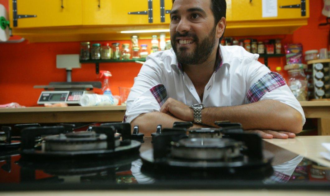 Ο Γιάννης Λουκάκος μας δείχνει step by step πως να καθαρίσουμε την απόλυτα απαραίτητη κολοκύθα των ημερών & top συνταγές!  - Κυρίως Φωτογραφία - Gallery - Video