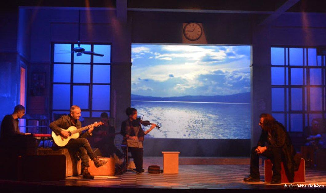 «9:05»: Μια πρωτότυπη μουσικοθεατρική παράσταση στο Θέατρο Διάνα με τους Παπακωνσταντίνου, Θηβαίο και Ιωάννου! - Κυρίως Φωτογραφία - Gallery - Video