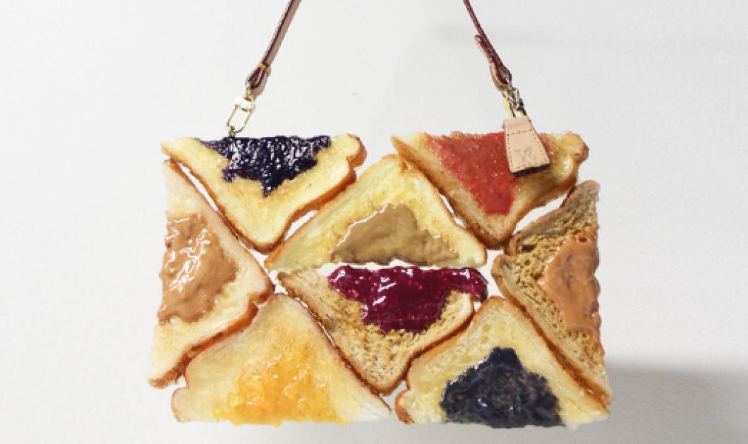 Μοναδικό! Τσάντες σε σχήμα τοστ ή bagel, τσουρέκι ή κρουασάν ακόμα και pancake ή gaufre!  - Κυρίως Φωτογραφία - Gallery - Video