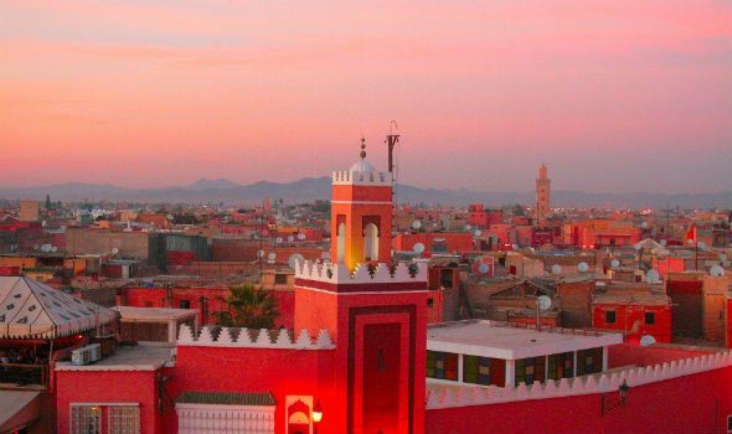 Είστε έτοιμοι για ένα εξωτικό ταξίδι στην... Ροζ Πόλη, το Μαρακές; Ετοιμάστε βαλίτσες και φύγαμε! (φωτό) - Κυρίως Φωτογραφία - Gallery - Video