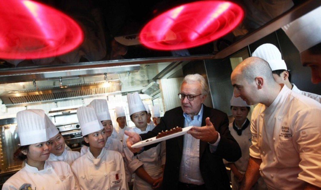 Spoon στο Χονγκ Κονγκ: Ίσως το καλύτερο εστιατόριο στον κόσμο - Chef ο υπερδιάσημος Alain Ducasse! - Κυρίως Φωτογραφία - Gallery - Video
