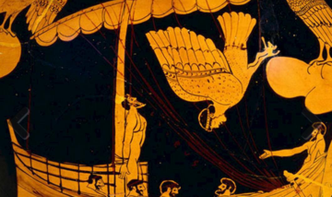 Greek Mythos: Όταν οι  Σειρήνες απέκτησαν μισό σώμα γυναίκας & μισό αρπακτικού πουλιού, χάνοντας τη μάχη με τις Μούσες! - Κυρίως Φωτογραφία - Gallery - Video