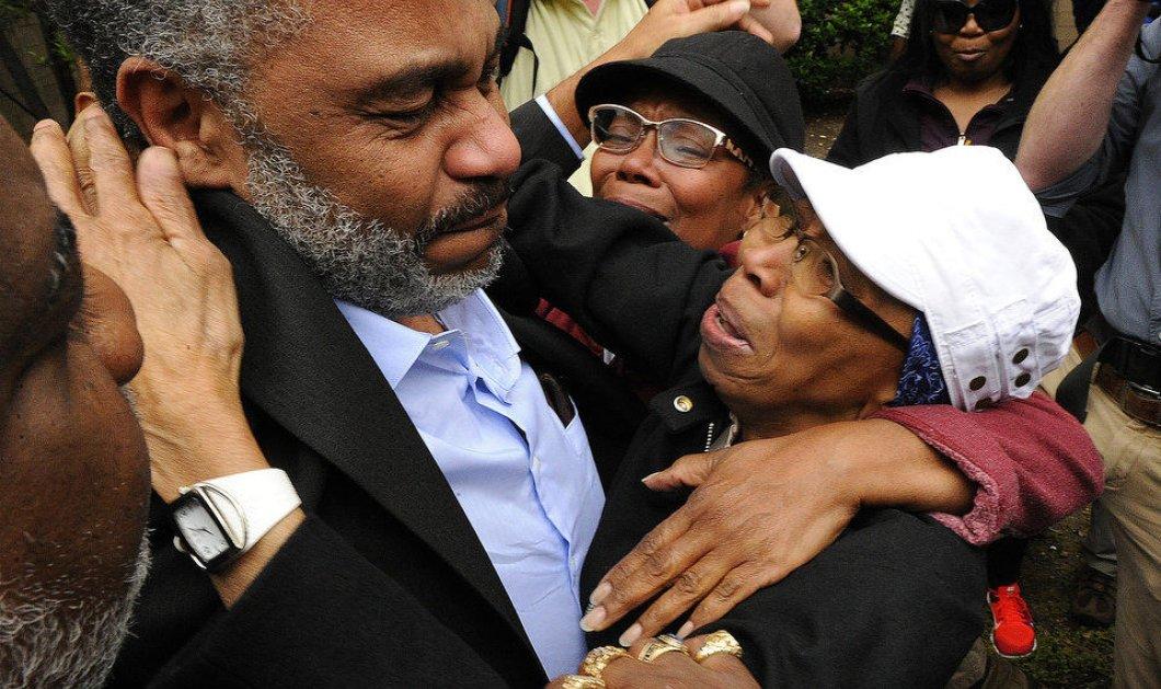 Περίμενε 30 χρόνια την εκτέλεσή του αλλά αθωώθηκε & αφέθηκε ελεύθερος - Το απίστευτο story του Anthony Hinton! - Κυρίως Φωτογραφία - Gallery - Video