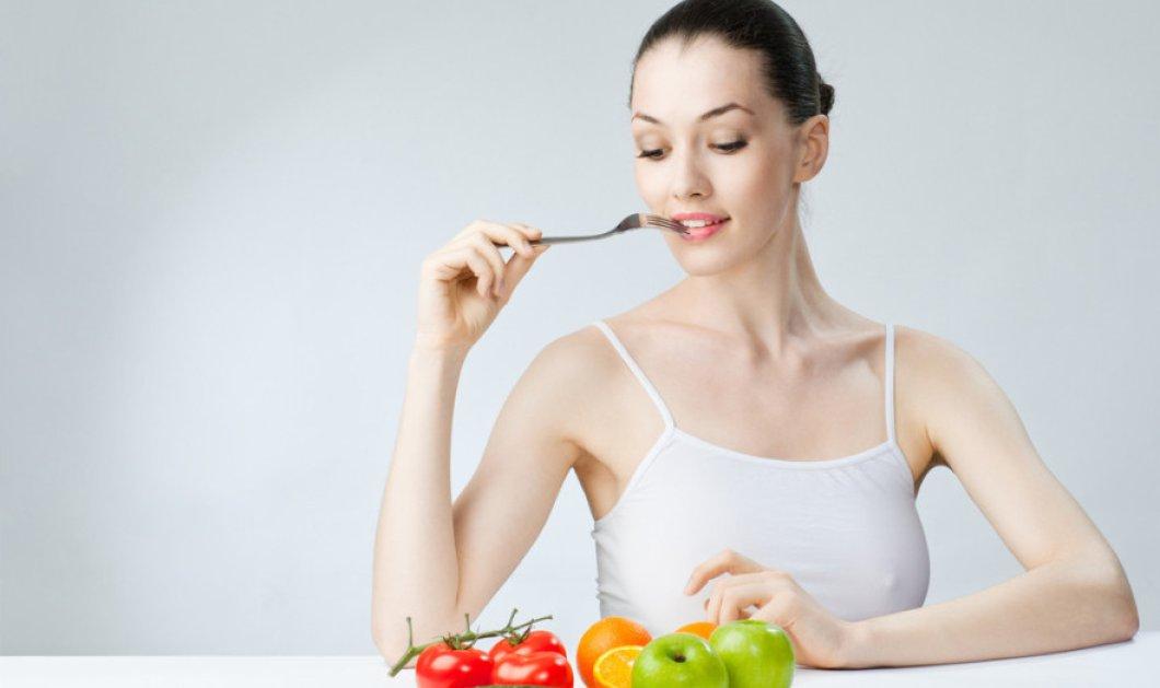 Κάντε το τεστ της βιταμίνης και μάθετε πόσο σωστά τρώτε! - Κυρίως Φωτογραφία - Gallery - Video