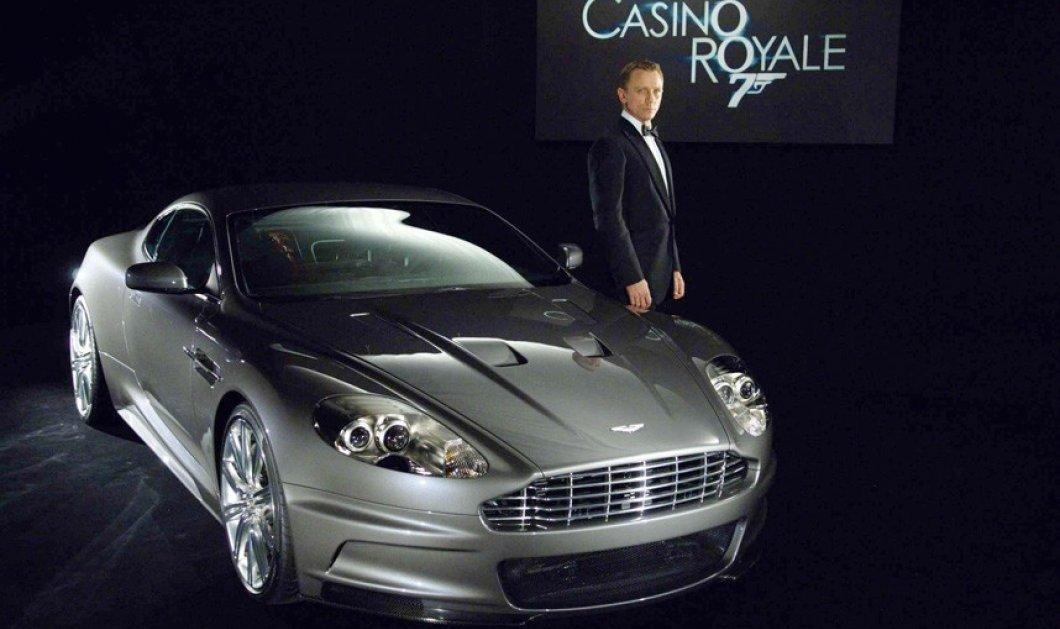 Τα θρυλικά αυτοκίνητα των ταινιών του James Bond! Από το Citroën 2CV του '81 του Roger Moore στην Aston Martin του Casino Royale  με τον Daniel Craig! (gallery) - Κυρίως Φωτογραφία - Gallery - Video