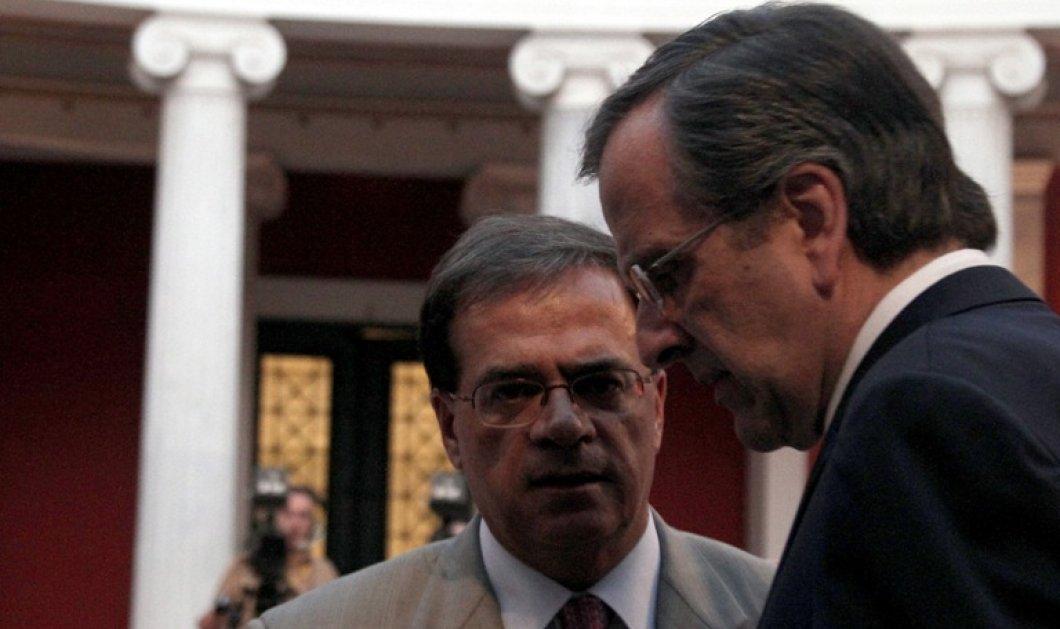 Χαρδούβελης: ''Ας έρθει και ο ΣΥΡΙΖΑ το Μάρτιο μας λέει το ΔΝΤ, δεν μας νοιάζει - Αφόρητη πίεση'' - Κυρίως Φωτογραφία - Gallery - Video