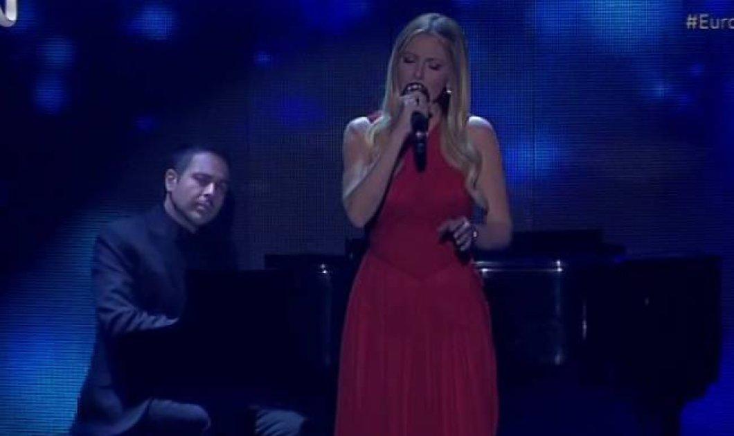 Η Μαρία-Έλενα Κυριάκου νίκησε στον ελληνικό τελικό & θα εκπροσωπήσει την Ελλάδα στη Eurovision της Βιέννης! (βίντεο) - Κυρίως Φωτογραφία - Gallery - Video