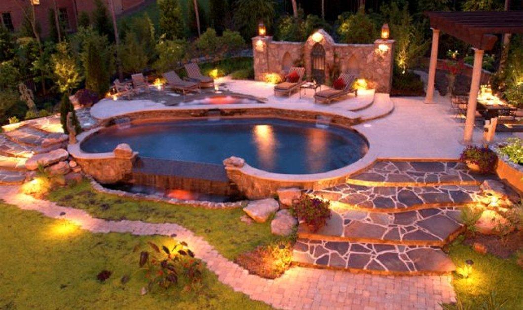 Κάντε τον κήπο σας παράδεισο: Ιδού εντυπωσιακές αλλά και χρήσιμες ιδέες - Κυρίως Φωτογραφία - Gallery - Video