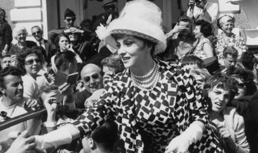 Vintage Beauty Pics - Φεστιβάλ Καννών μιας άλλης εποχής: Από την Τζίνα Λολομπριτζίτα στην Zάζα Γκάμπορ   - Κυρίως Φωτογραφία - Gallery - Video