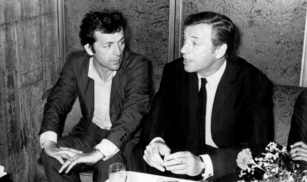 Vintage Story: Όταν ο Υβ Μοντάν υποδύθηκε τον Γρηγόρη Λαμπράκη στο Ζ & τον Σαρτζετάκη ο Ζαν Λουί Τρεντινιάν - Κυρίως Φωτογραφία - Gallery - Video