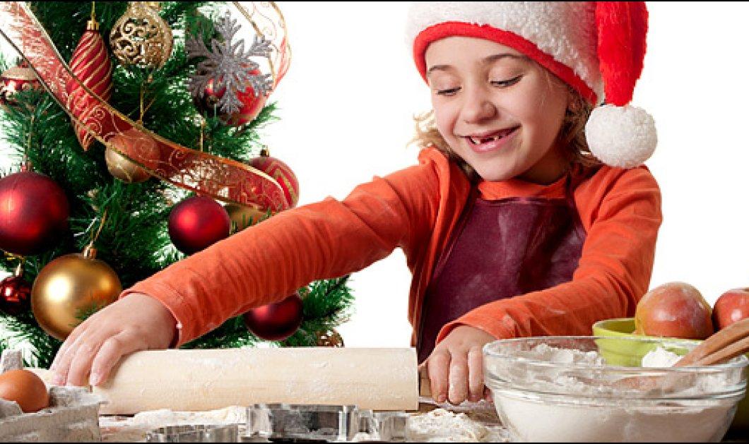 "Cupcakes, τρουφάκια, γλυκά φρούτων και μπισκοτάκια: 4 γλυκές Χριστουγεννιάτικες συνταγές για τα παιδιά σας από το ""ΕΥΖΗΝ"" ! - Κυρίως Φωτογραφία - Gallery - Video"