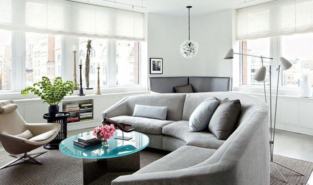 Αυτά είναι τα 12 πιο όμορφα σαλόνια των διασήμων: Από την Gisele και τη Cindy Crawford ως τον George Clooney και τον John Legend! - Κυρίως Φωτογραφία - Gallery - Video