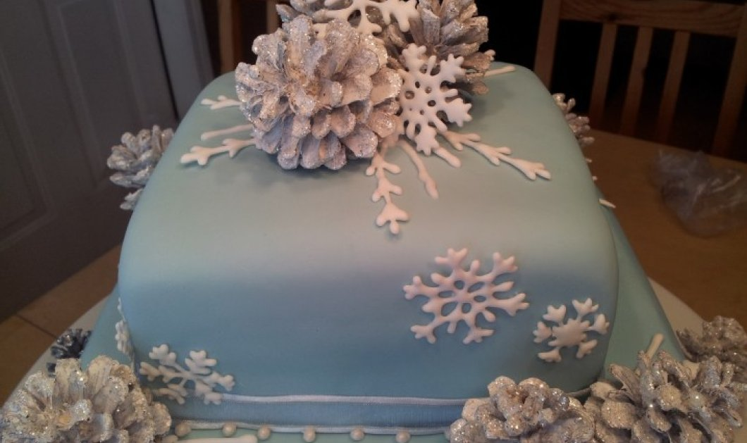 Αν παντρεύεστε μες τον Χειμώνα, τότε δείτε αυτές τις 15 μεγαλειώδεις τούρτες γάμου που θα κλέψουν την παράσταση! Μοναδικές! (slideshow) - Κυρίως Φωτογραφία - Gallery - Video