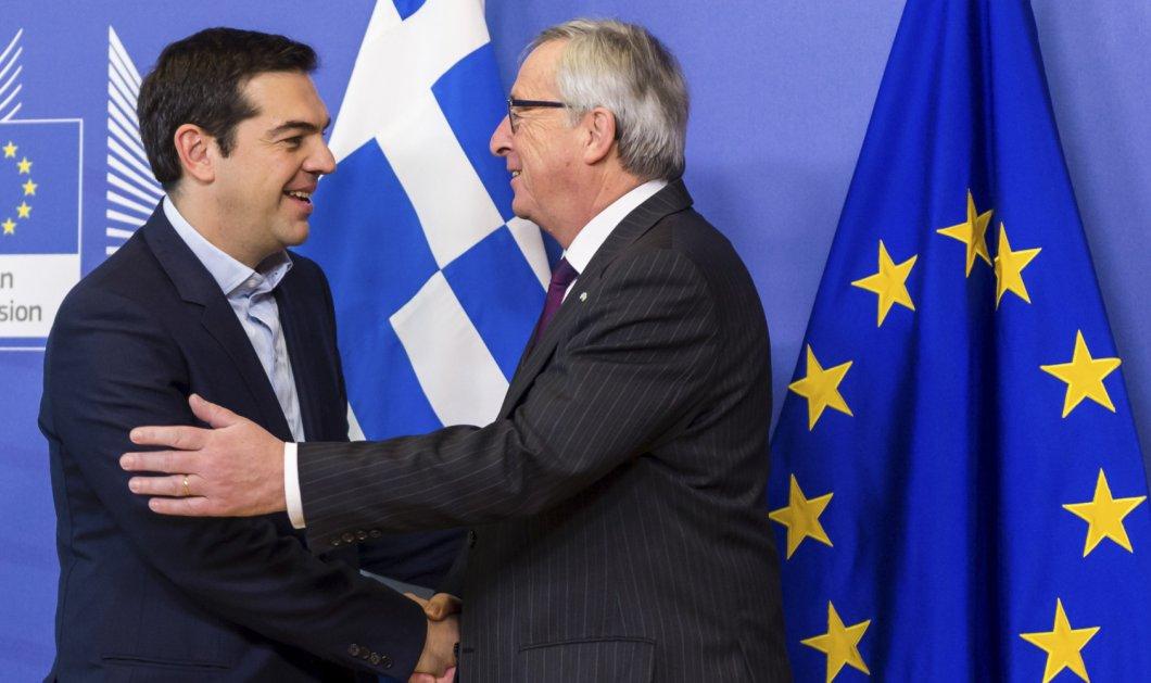Αποκάλυψη WSJ: Πρότειναν στην Ελλάδα παράταση του προγράμματος μέχρι τον Μάρτιο του 2016 και έξτρα χρηματοδότηση - Κυρίως Φωτογραφία - Gallery - Video