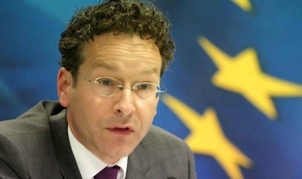 Ντάισελμπλουμ: Δεν συμφωνούμε - Το ελληνικό ζήτημα είναι πολύπλοκο - Κυρίως Φωτογραφία - Gallery - Video