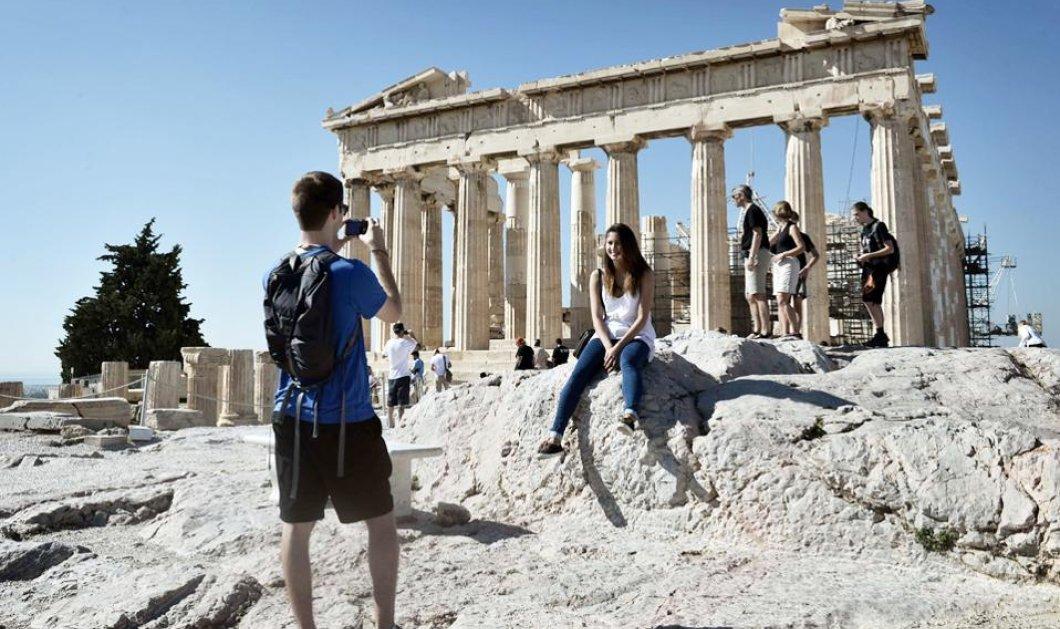 Good news: Aυξημένες οι τουριστικές αφίξεις το πρώτο τρίμηνο του 2015 - Τα πρωτεία στους Βρετανούς - Κυρίως Φωτογραφία - Gallery - Video