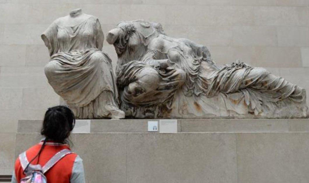 Προκαλεί το Βρετανικό Μουσείο: «Η Ελλάδα θα έπρεπε να χαίρεται που δανείζουμε ένα από τα Γλυπτά» - Κυρίως Φωτογραφία - Gallery - Video