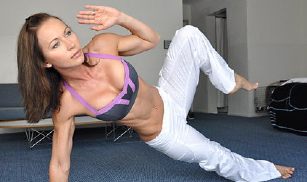 Απόκτησε sexy και γυμνασμένα χέρια μέσα σε 7 λεπτά - Η διάσημη γυμνάστρια Cassey Ho σας δείχνει τον τρόπο! (Bίντεο) - Κυρίως Φωτογραφία - Gallery - Video