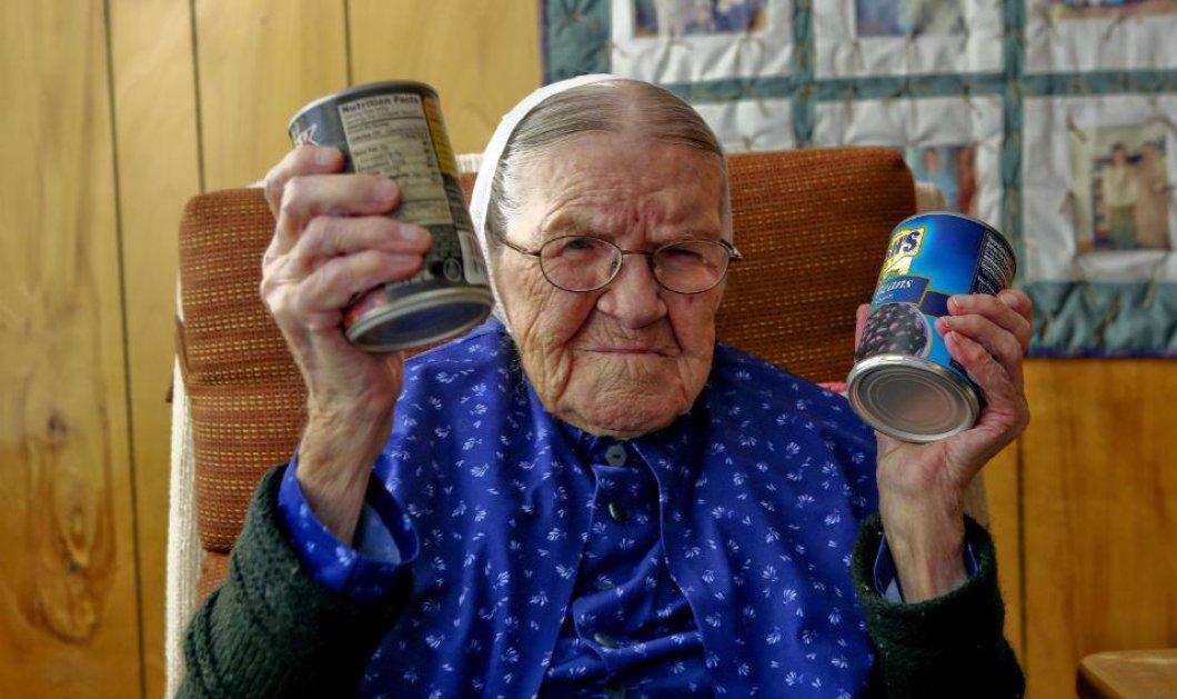 Topwoman: Είναι 111 χρονών, κάνει βάρη κάθε μέρα με 2 κονσέρβες φασόλια, τη λένε Ρόζα και πρέπει να την γνωρίσετε! (φωτό)  - Κυρίως Φωτογραφία - Gallery - Video