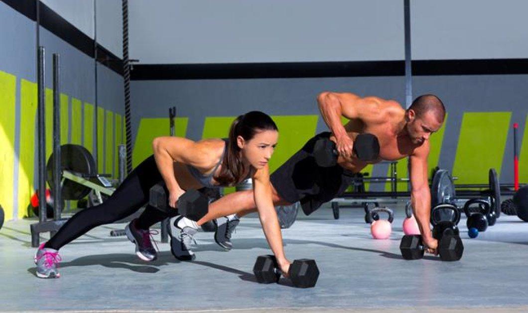 Cross-training: Η νέα παγκόσμια μόδα στη προπόνηση τώρα και στην Ελλάδα! Που πως θα γίνετε fit! - Κυρίως Φωτογραφία - Gallery - Video