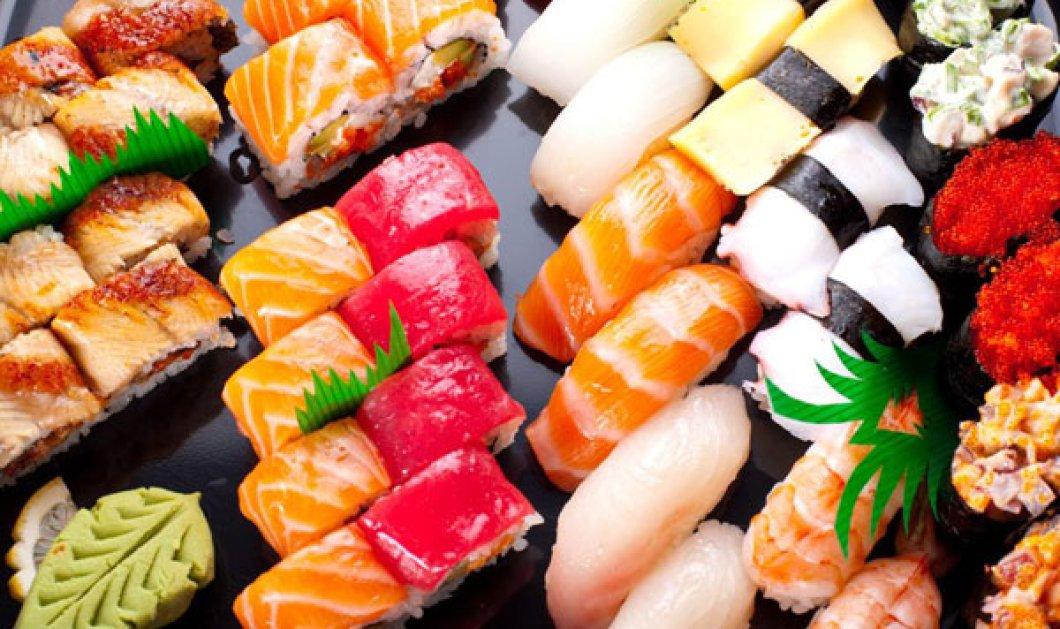 Αυτά είναι τα καλύτερα sushi bars της Αθήνας- Η ιαπωνική κουζίνα που θα σας ενθου- ΣΟΥΣΙ-άσει! - Κυρίως Φωτογραφία - Gallery - Video