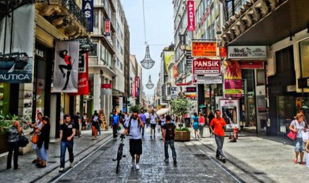 Είστε στο κέντρο της Αθήνας για ψώνια ή στο Σύνταγμα για δουλειές και το στομάχι σας γουργουρίζει; Ιδού η λύση! - Κυρίως Φωτογραφία - Gallery - Video