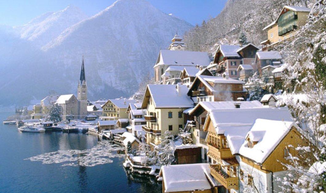 Καλημέρα! Πάμε να επισκεφθούμε τα πιο ονειρεμένα & χιονισμένα χωριά στον κόσμο! (slideshow) - Κυρίως Φωτογραφία - Gallery - Video