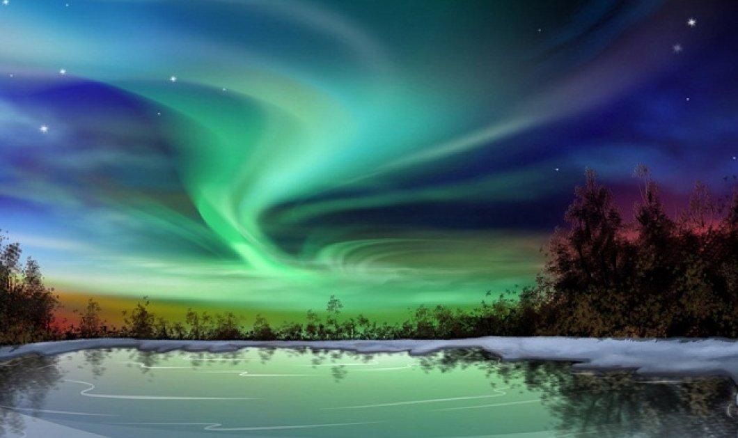 Το Βόρειο Σέλας φωτίζει τους Χάρτες του Google:  Από σήμερα  θα μπορούμε να απολαύσουμε το εκπληκτικό αυτό θέαμα της Φινλανδίας από το Ίντερνετ! - Κυρίως Φωτογραφία - Gallery - Video