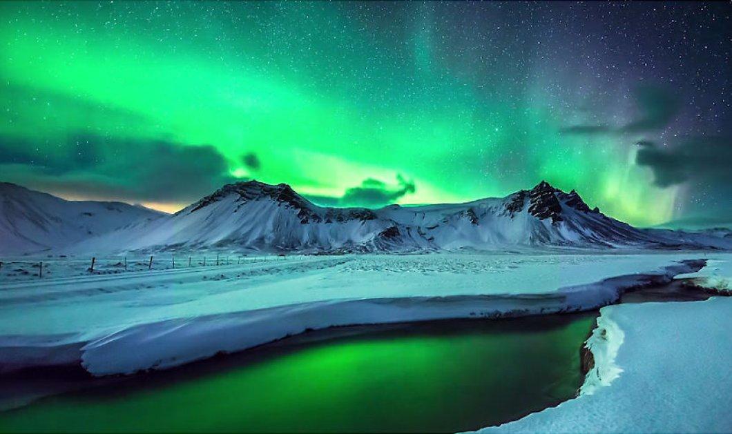Παραμυθένιες, ονειρικές, εξωπραγματικές εικόνες από την παγωμένη αυγή στην Ισλανδία & τη Γροιλανδία!  - Κυρίως Φωτογραφία - Gallery - Video