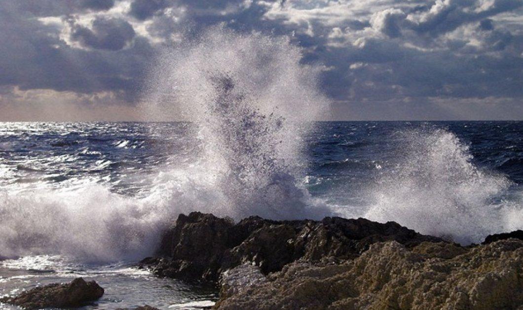 Έκτακτο δελτίο επιδείνωσης του καιρού - Σφοδρές καταιγίδες από το απόγευμα και ισχυροί νοτιάδες - Χιόνια στα ορεινά! - Κυρίως Φωτογραφία - Gallery - Video