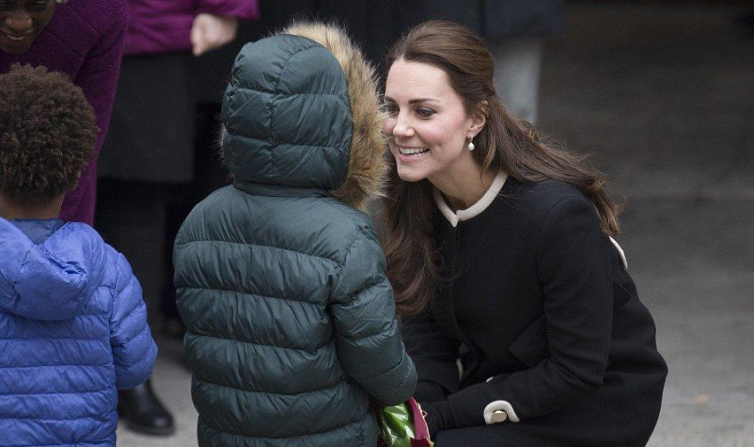 24 ώρες της Kate Middleton στη Νέα Υόρκη: Η έγκυος υψηλοτάτη με τα μίνι πλατό, τις δαντέλες και τα χαμόγελα κατακτά την Αμερική! (φωτό & βίντεο) - Κυρίως Φωτογραφία - Gallery - Video