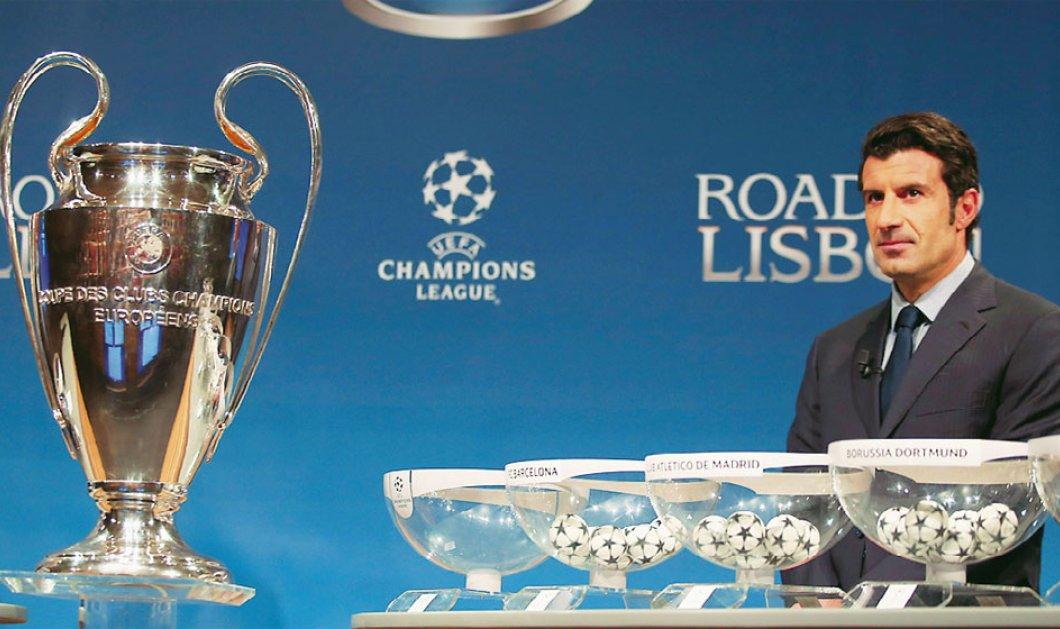 Ο Λουίς Φίγκο υποψήφιος για την προεδρία της FIFA! - Κυρίως Φωτογραφία - Gallery - Video