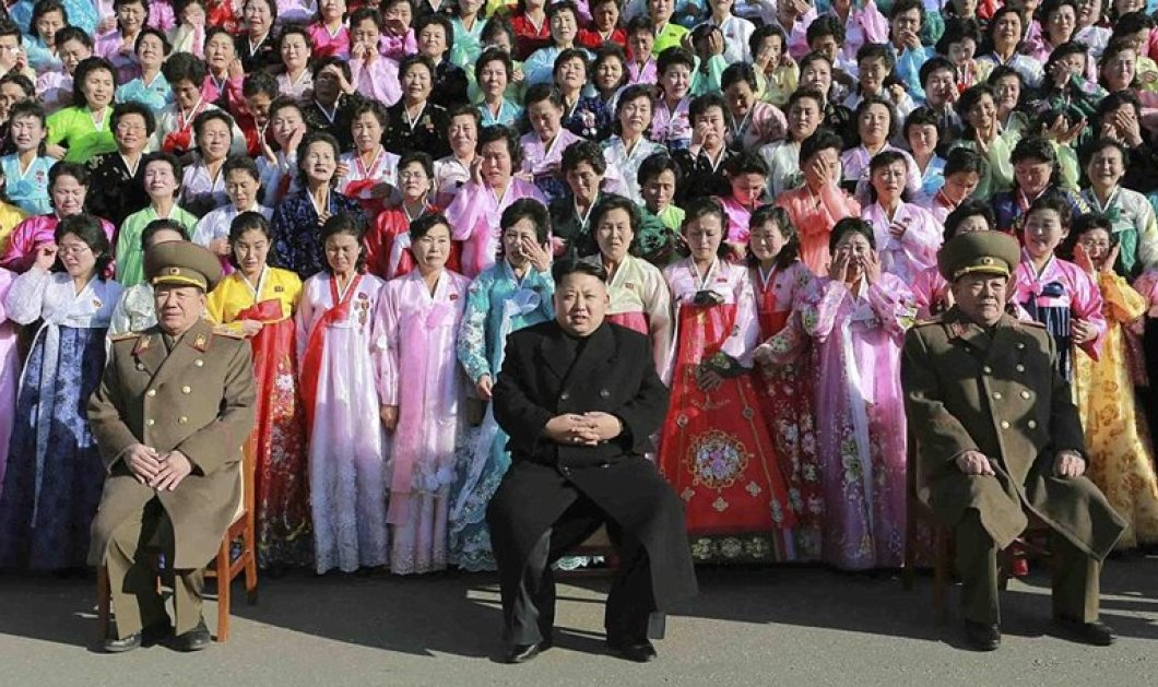 Ο Κιμ Γιονγκ Ουν είναι ο πιο ποθητός άντρας στον κόσμο: οι Βορειοκορεάτισσες παραληρούν ή κλαίνε στο πέρασμα του; (φωτό) - Κυρίως Φωτογραφία - Gallery - Video