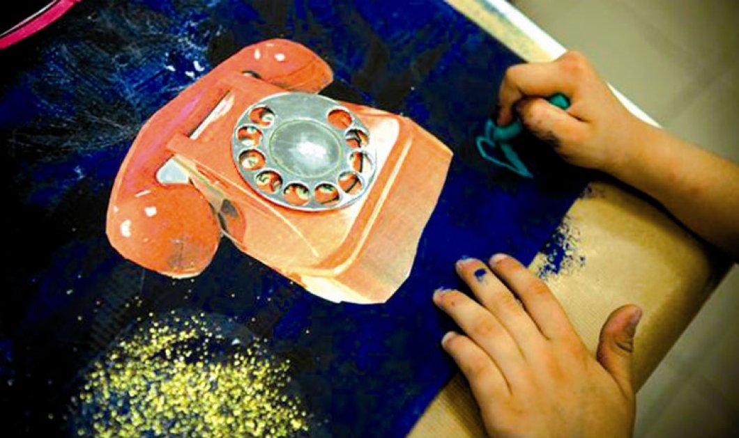 Έλα να… χαράξουμε -  Το Μουσείο Τηλεπικοινωνιών ΟΤΕ καλεί μικρούς και μεγάλους να μελανώσουν πλάκες & να τυπώσουν στην πρέσα αυθεντικά έργα τέχνης! - Κυρίως Φωτογραφία - Gallery - Video