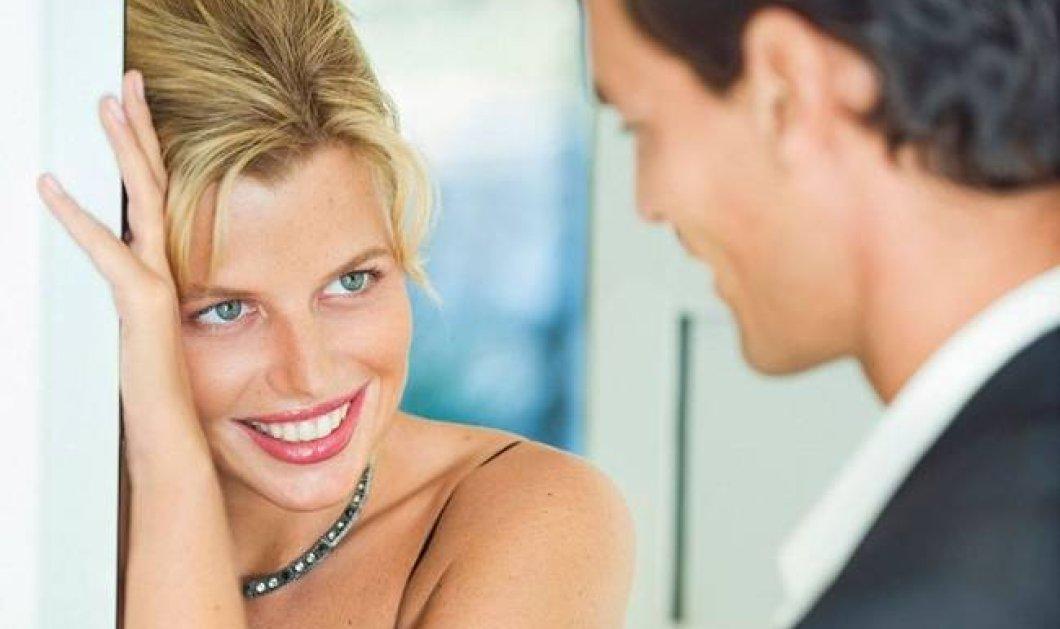 Οι 10 βασικές εντολές του φλερτ: Έτσι εύκολα και αποτελεσματικά θα κατακτήσετε τον άνδρα ή τη γυναίκα των ονείρων σας! - Κυρίως Φωτογραφία - Gallery - Video