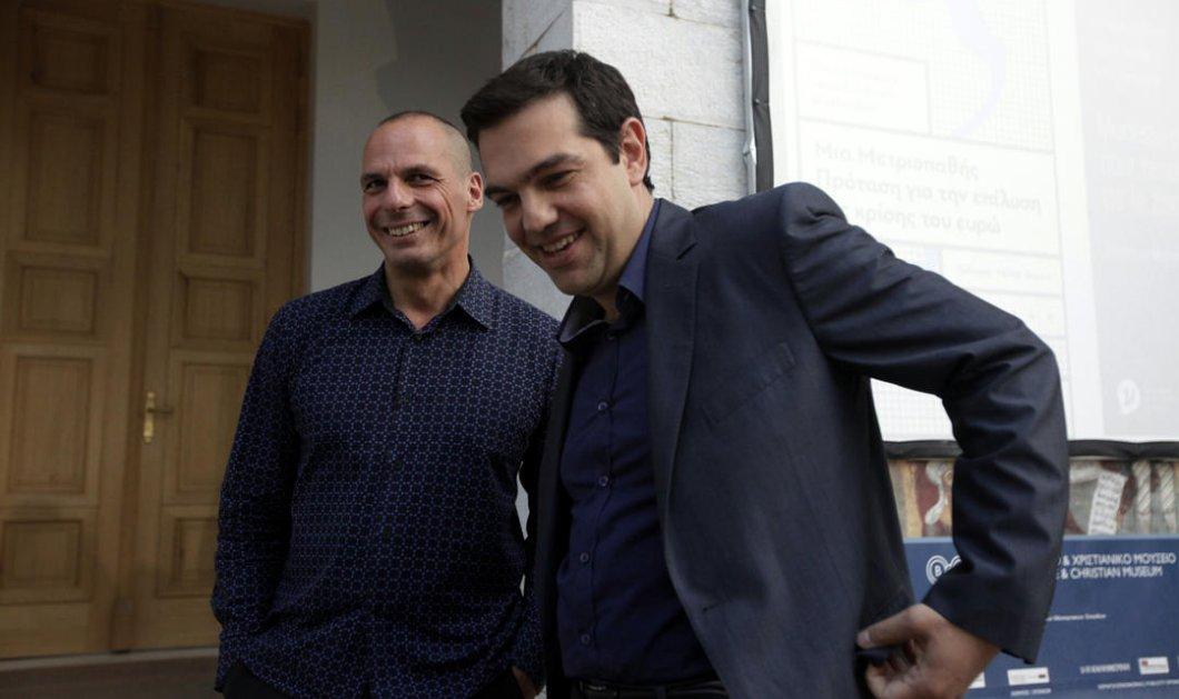 Όλοι οι δρόμοι οδηγούν στη Ρώμη: Τσίπρας & Βαρουφάκης απόψε με τον Ρέντσι για una faccia una razza! - Κυρίως Φωτογραφία - Gallery - Video